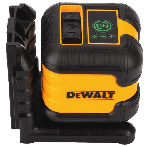Dewalt DW08802CG Green Cross Line Laser Level (Tool Only) image number 1