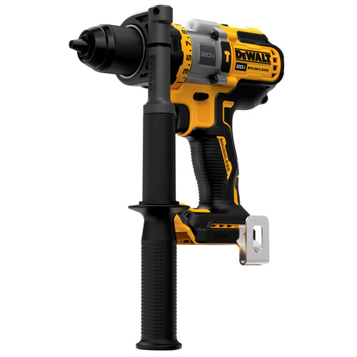 Dewalt DCD999B 20V MAX Brushless Lithium-Ion 1/2 in. Cordless Hammer Drill Driver with FLEXVOLT ADVANTAGE (Tool Only) image number 0