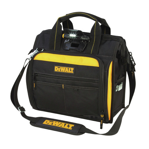 Dewalt DGL573 41-Pocket LED Lighted Technician's Tool Bag image number 0