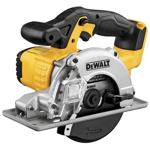 Factory Reconditioned Dewalt DCS373BR 20V MAX Cordless Lithium-Ion 5-1/2 in. Circular Saw (Tool Only) image number 0