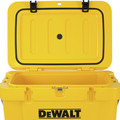Dewalt DXC25QT 25 Quart Roto-Molded Insulated Lunch Box Cooler image number 2
