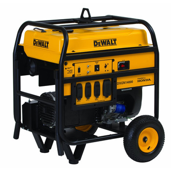 Dewalt PD123MHB008 14,000 Watt Commercial Generator with Honda Engine and Electric Start