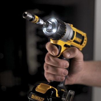 Dewalt DCF610S2 12V MAX Cordless Lithium-Ion 1/4 in. Hex Chuck Screwdriver Kit image number 2