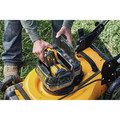 Dewalt DCMW220P2 2X 20V MAX 3-in-1 Cordless Lawn Mower image number 8