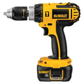 Factory Reconditioned Dewalt DCD775KLR 18V Lithium-Ion Compact 1/2 in. Cordless Hammer Drill Kit (1.1 Ah) image number 0
