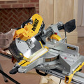 Factory Reconditioned Dewalt DWS779R 12 in. Double-Bevel Sliding Compound Corded Miter Saw image number 11