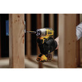 Dewalt DCF801F2 XTREME 12V MAX Brushless Lithium-Ion 1/4 in. Cordless Impact Driver Kit (2 Ah) image number 8