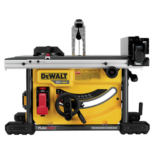 Dewalt DCS7485T1 60V MAX FlexVolt Cordless Lithium-Ion 8-1/4 in. Table Saw Kit with Battery image number 6