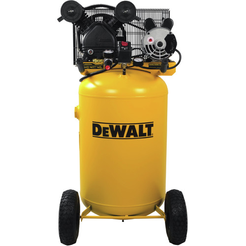 Dewalt DXCMLA1683066 /240V 1.6 RHP 30 Gallon V-Twin Vertical Air Compressor image number 0