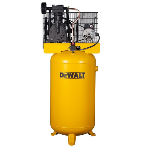 Dewalt DXCMV5048055.1 5 HP 80 Gallon Oil-Lube Stationary Vertical Air Compressor image number 0