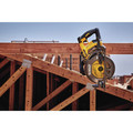 Factory Reconditioned Dewalt DCS577X1R FLEXVOLT 60V 9.0Ah MAX 7-1/4 in. Worm Drive Style Saw Kit image number 4