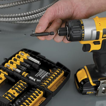 Dewalt DCF610S2 12V MAX Cordless Lithium-Ion 1/4 in. Hex Chuck Screwdriver Kit image number 7