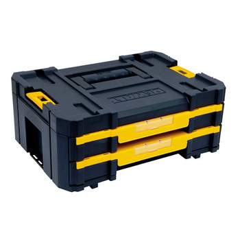 Dewalt DWST17804 TSTAK-4 2-Drawer Stackable Organizer image number 1