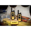 Dewalt DXFRS300 1 Watt Heavy Duty Walkie Talkies (Pair) image number 15