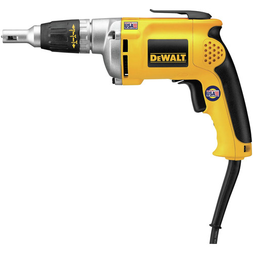 Factory Reconditioned Dewalt DW272R 6.3 Amp 0 - 4000 RPM VSR Corded Drywall Screwgun image number 0