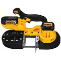 Factory Reconditioned Dewalt DCS371BR 20V MAX Lithium-Ion Band Saw (Tool Only) image number 1