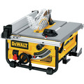 Dewalt DW745 10 in. Compact Jobsite Table Saw image number 1