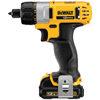Factory Reconditioned Dewalt DCF610S2R 12V MAX Cordless Lithium-Ion 1/4 in. Hex Chuck Screwdriver Kit image number 1
