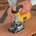 Dewalt DW331K 1 in. Variable Speed Top-Handle Jigsaw Kit image number 8