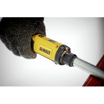 Dewalt DCF681N2 8V MAX Cordless Lithium-Ion Gyroscopic Screwdriver with Conduit Reamer image number 3