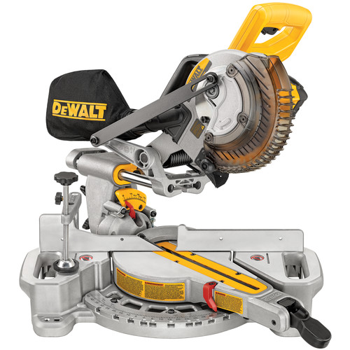 Dewalt dcs361m1 20v max cordless lithium ion 7 1 4 in sliding dewalt dcs361m1 20v max cordless lithium ion 7 14 in sliding greentooth Image collections