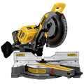 Dewalt DHS790AT2 MAX FlexVolt Cordless Lithium-Ion 12 in. Dual Bevel Sliding Compound Miter Saw Kit with Batteries and Adapter image number 1