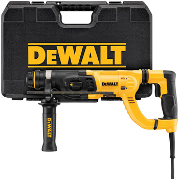 Dewalt D25262K 1 in. SDS D-Handle Rotary Hammer