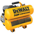 Factory Reconditioned Dewalt D55153R 1.1 HP 4 Gallon Oil-Lube Hand Carry Air Compressor