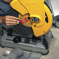 Dewalt D28715 14 in. Chop Saw with Quick-Change System image number 5