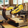 Dewalt DWS709 15 Amp 12 in. Slide Compound Miter Saw image number 2
