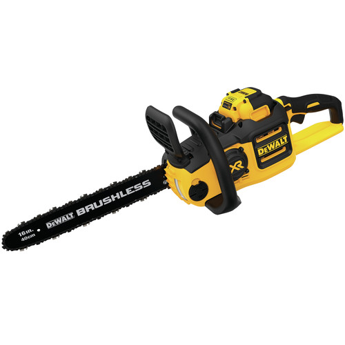 Dewalt DCCS690X1 40V MAX XR Lithium-Ion Brushless 16 in. Chainsaw with 7.5 Ah Battery
