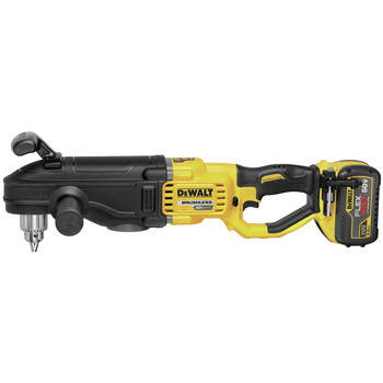 Dewalt DCD470X1 60V MAX Lithium-Ion In-Line 1/2 in. Cordless Stud and Joist Drill Kit with E-Clutch System (9 Ah) image number 2