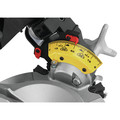 Factory Reconditioned Dewalt DWS716R 15 Amp Double-Bevel 12 in. Electric Compound Miter Saw image number 6