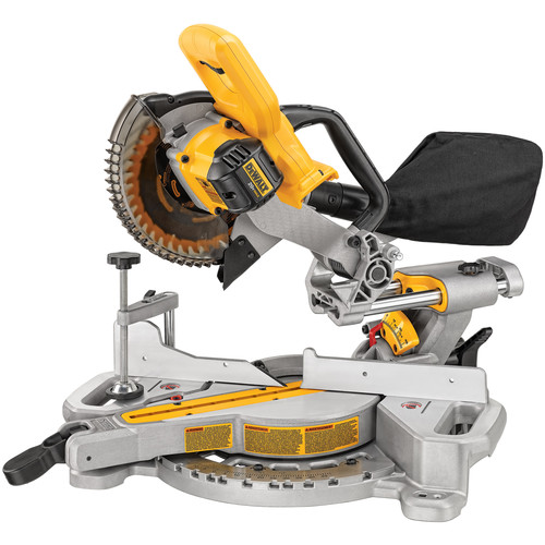 Dewalt DCS361B 20V MAX Cordless Lithium-Ion 7-1/4 in. Compound Miter Saw (Tool Only) image number 0