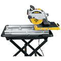 Dewalt D24000 10 in. Wet Tile Saw image number 5
