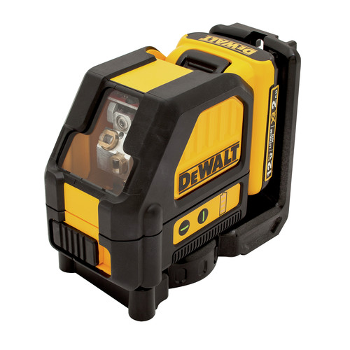 Dewalt DW088LG 12V Self-Leveling Green Cross Line Laser image number 0