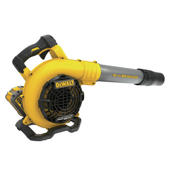 Factory Reconditioned Dewalt DCBL770X1R 60V MAX XR Cordless Lithium-Ion Handheld Brushless Blower (3 Ah)