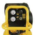 Dewalt DXCM271.COM 1.7 HP 27 Gallon Oil-Free Vertical Air Compressor image number 4