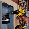Dewalt DCD708C2 ATOMIC 20V MAX Brushless Compact 1/2 in. Cordless Drill Driver Kit (1.5 Ah) image number 4