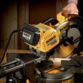 Dewalt DHS790AB MAX FlexVolt Cordless Lithium-Ion 12 in. Sliding Compound Miter Saw with Adapter Only (Tool Only) image number 3