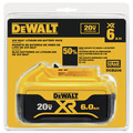 Dewalt DCB206 20V MAX Premium XR 6 Ah Lithium-Ion Slide Battery image number 3