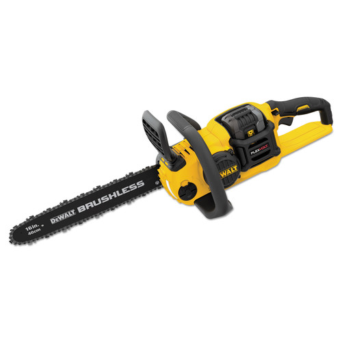 Dewalt DCCS670X1 60V 3.0 Ah FLEXVOLT Cordless Lithium-Ion Brushless 16 in. Chainsaw image number 0