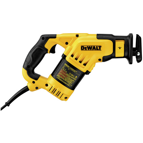 Factory Reconditioned Dewalt DWE357R 1-1/8 in. 12 Amp Reciprocating Saw Kit