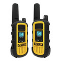 Dewalt DXFRS800 2 Watt Heavy Duty Walkie Talkies (Pair) image number 3