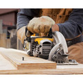 Factory Reconditioned Dewalt DWS535TR 7-1/4 in. Worm Drive Circular Saw with Twistlock Plug image number 5