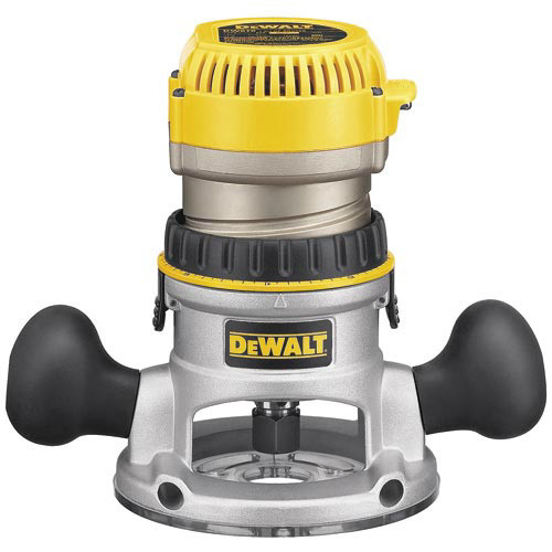 Factory Reconditioned Dewalt DW616R 1-3/4 HP Fixed Base Router image number 0