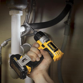 Dewalt DCF610S2 12V MAX Cordless Lithium-Ion 1/4 in. Hex Chuck Screwdriver Kit image number 3