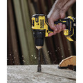 Dewalt DCD708C2-DCS571B-BNDL ATOMIC 20V MAX 1/2 in. Cordless Drill Driver Kit and 4-1/2 in. Circular Saw image number 10