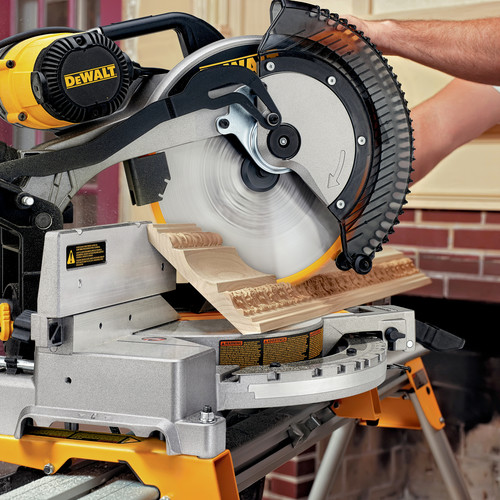 Dewalt DW716 12 in. Double Bevel Compound Miter Saw image number 5