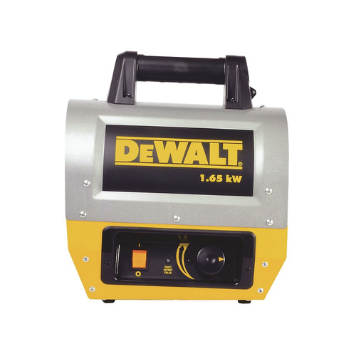 Dewalt DHX165 1.65 kW 5,630 BTU Electric Forced Air Portable Heater image number 0